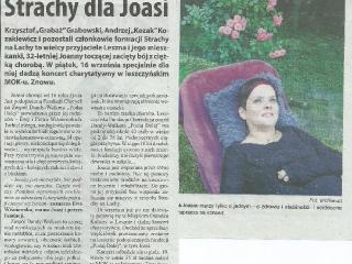 W prasie