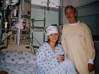 W szpitalach